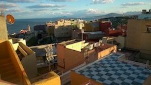 Ceuta - Morocco from El Principe 2
