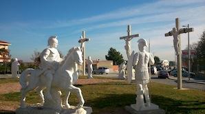Navalcarnero Calvary Roundabout. Author G.H. xx