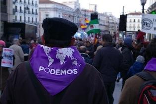 PodemosDemonstration4 small