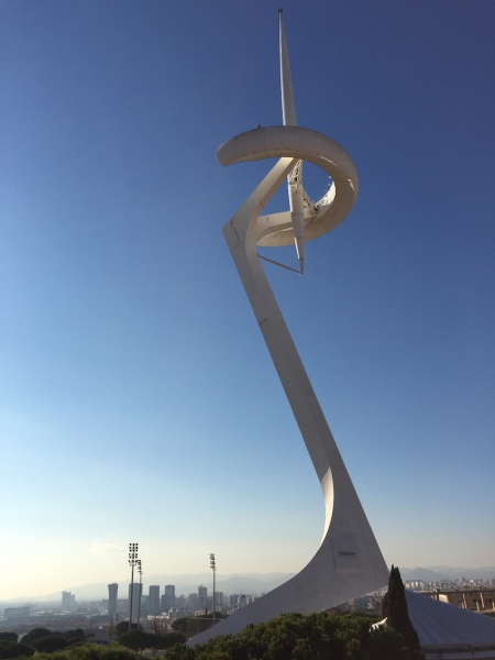 Montjuïc Communications Tower3